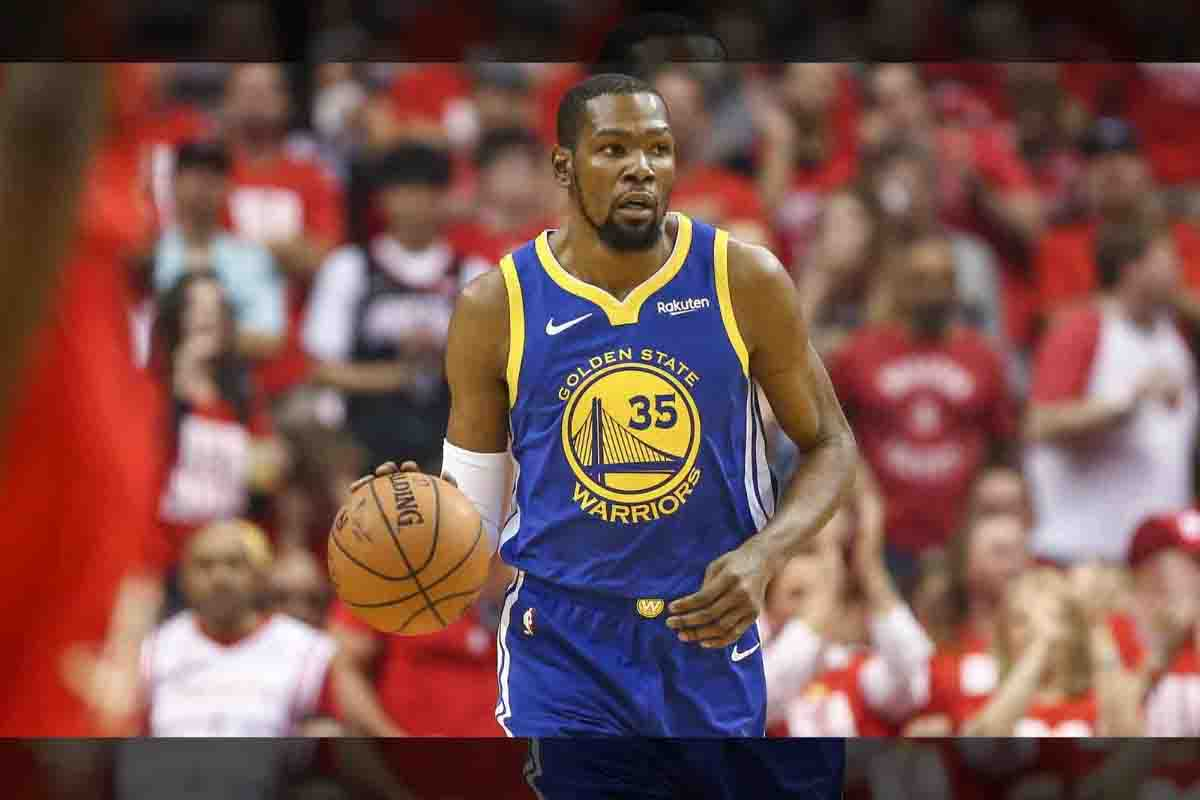 NBA star Kevin Durant. | Photo from NBA