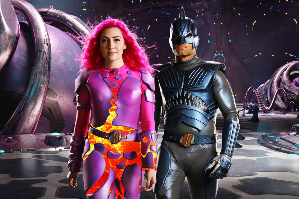 Sharkboy and Lavagirl 2020