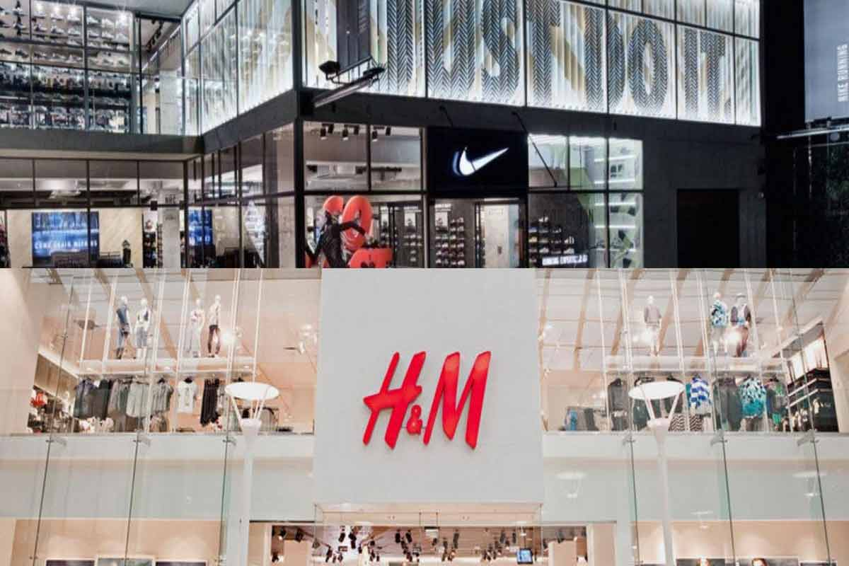 FACES OF BOYCOTT. H&M, Nike, and other Western brands face boycott in China following allegations of forced labor.