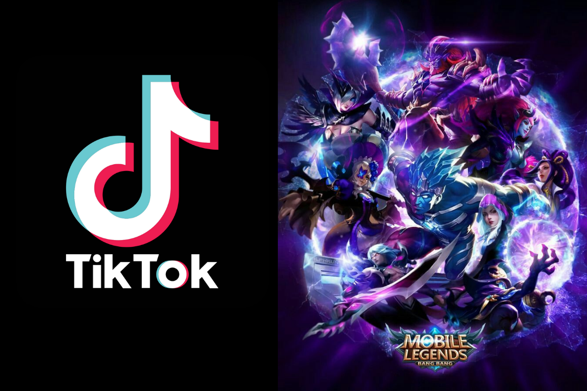 TikTok, Mobile Legends