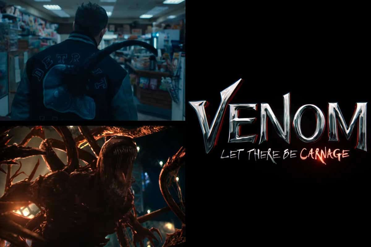 Screenshots from VENOM: LET THERE BE CARNAGE
