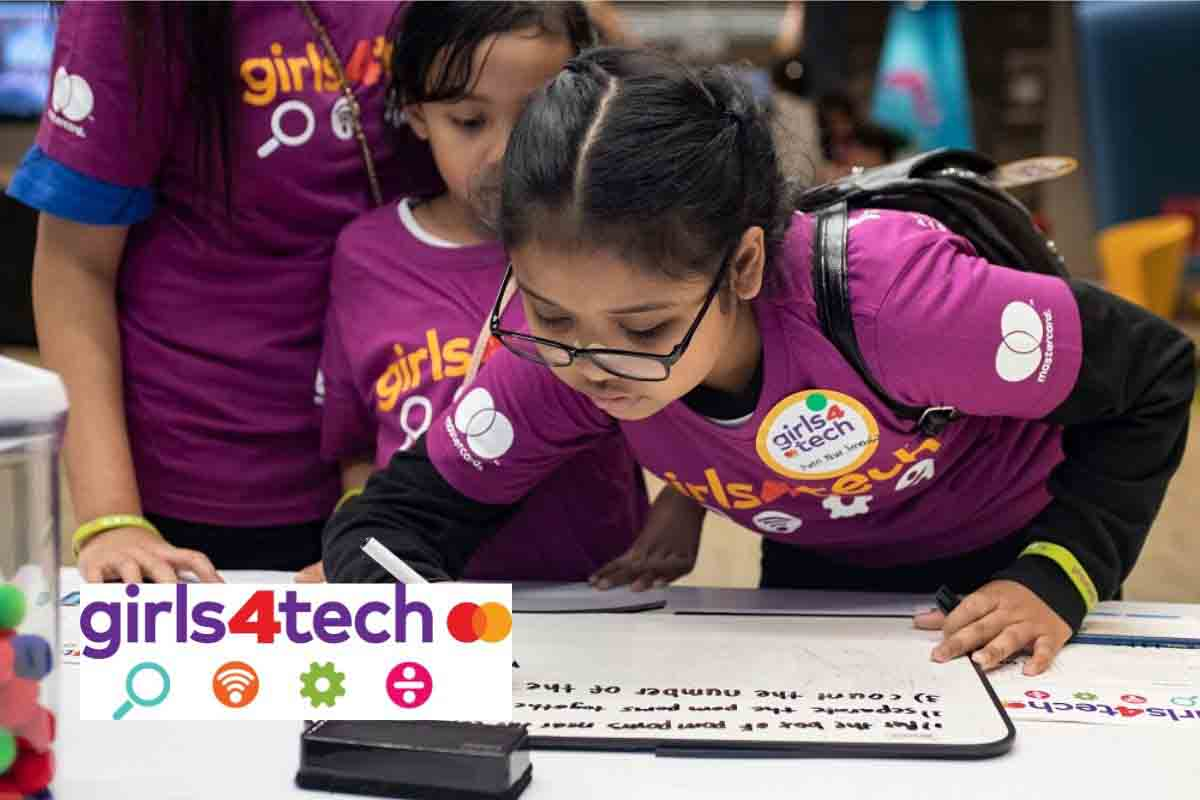 MASTERCARD. Girls4Tech™ Connect