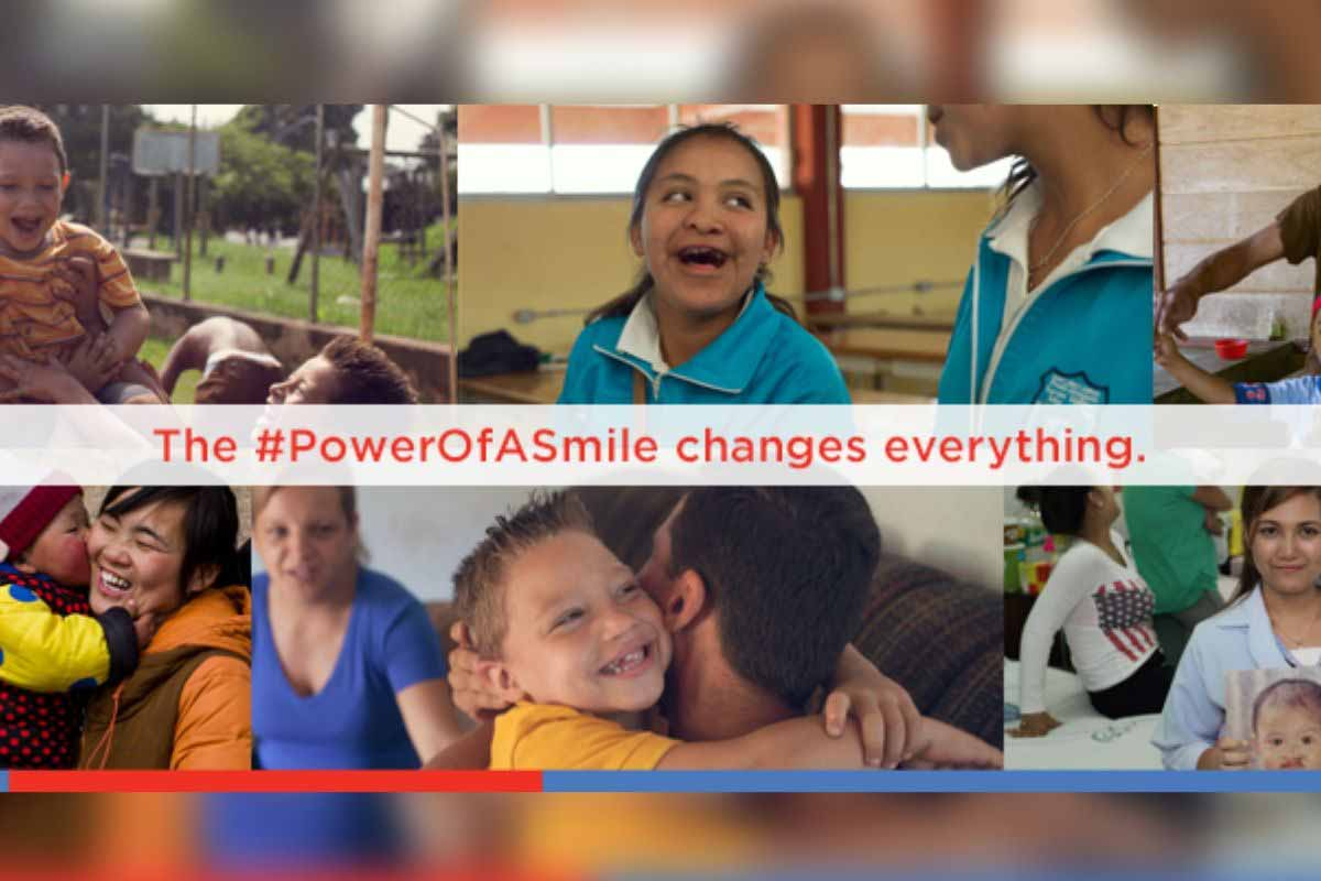 SMILE TRAIN PHILIPPINES.