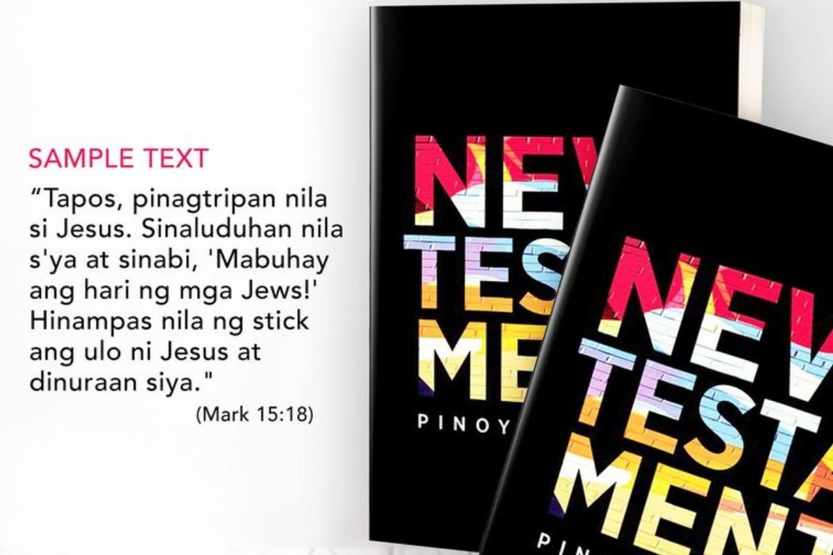 taglish bible